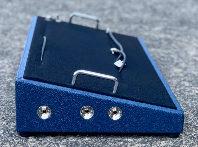 24X12 Navy Blue Pedalboard - Ready to Ship 5