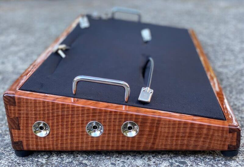 Redwood Pedalboard Custom